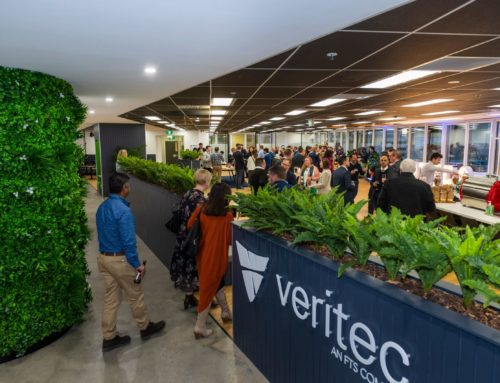 Veritec Canberra sees strong growth and launches new Headquarters